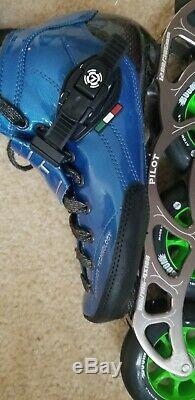 Luigino Strut inline speed skates size 5/37