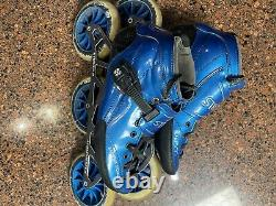 Luigino inline speed skates mens size 11