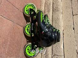 Luigino inline speed skates womens size 7 US