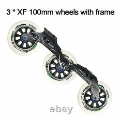 MPC Wheels Speed Inline Skates Base 390/100/110/125mm MPC Wheels with