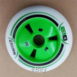 Matter Rollers Speed Inline Skate Wheels 6 Pcs or 8 Pcs Skating Wheel F1 90 100