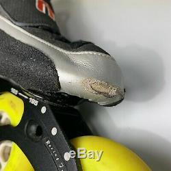 Mogema R1-Cypher In Line Speed Skates Rollerblades Mens Size 11