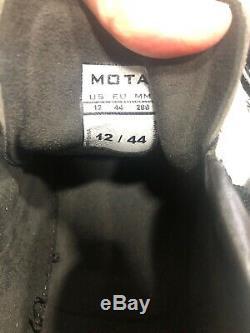 NEW Mota Inline Skates Speed skates Fiberglass Size 12 Euro 44