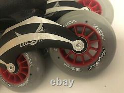NEW Mota Inline Speed Skates Carbon Size 4 Euro 36
