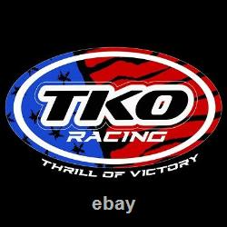 NEW TKO Inline Racing Boots Speed Skating Size 36