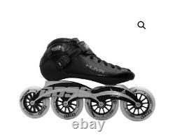 NEW TKO Inline Racing Boots Speed Skating Size 44