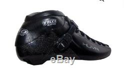 NEW TKO Inline Racing Carbon Boots Speed Skating Size 42