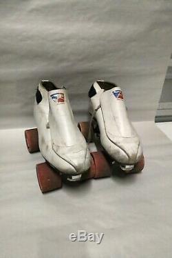 Old Riedell Speedskates Inline Skates POWERDYNE Plates