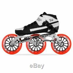 Original Bont Pursuit 390/100/110mm Professional Speed Inline Skates