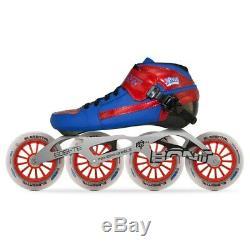 Original Bont skate Pursuit Speed Inline Skates Heatmoldable Carbon Fiber Boot