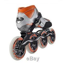 Original Cougar SR1 Speed Inline Skates Glass Fiber Professional Competition