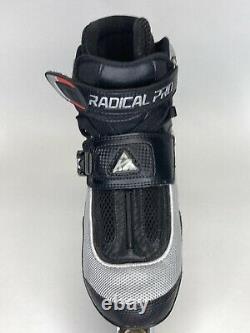 Pair K2 Radical Pro Inline Speed Skates Sz M 8.5US/EUR 41.5 Excellent Condition