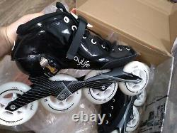 Playlife Performance Inline Speed Skates. Size 10 adult