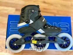 Powerslide Marathon R6 Size 7.5 (40) Inline Speed Skates Trinity