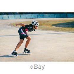 Powerslide Playlife Performance Inline Speed Skates Glass-Fiber Heat Moldable
