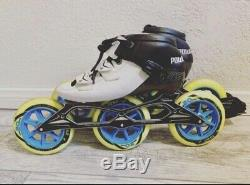 Powerslide Samurai inline speed skates size 39