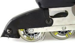 ROCES CDG Paris Speed Skates Size Inline Roller Blades 80 mm Size 10.5