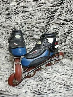 Riedell Stratus 3000 In-line Speed Skates