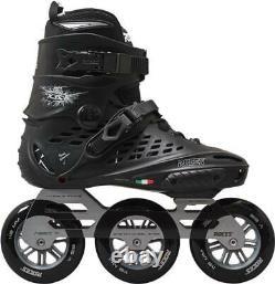 Roces X35 110 Inline Skates, Black