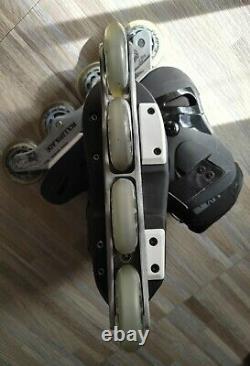 Rollerblade Fusión 9-10/sg7/ 80mm 80A speed inline skates/ freestyle
