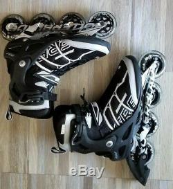 Rollerblade Macroblade 84 Alu Size 10 mens 84mm 84a inline skates pro speed