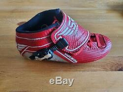 Simmons Racing Inline Speed Skates semi custom stock boots size 5.5