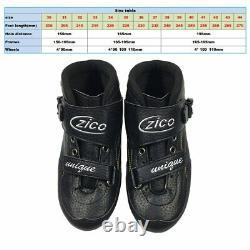 Speed Inline Skates 3125mm Wheels Patines Roller Skates ZICO Professional