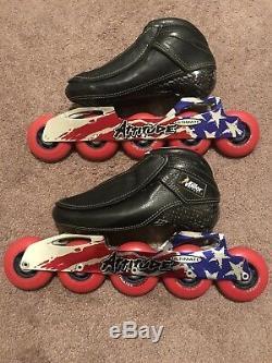 Speed Inline Skates Size 6