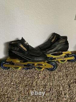 Tour 800 Inline speed Skates Size 6