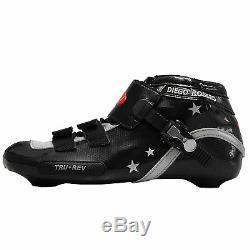 TruRev Inline Speed Skate Boot. SIZE 4