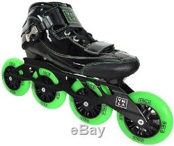 Vanilla Speed Inline Skate VNLA Loco Verde Inline Skates Men Size 5-13