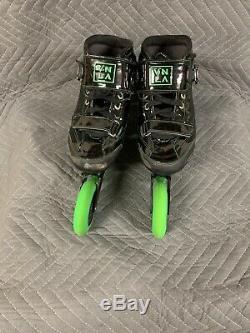 Vanilla Speed Inline Skate VNLA Loco Verde Inline Skates Men Size 8/9