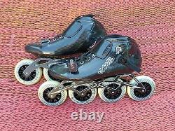 Vanilla (VNLA) Carbon Speed Inline Skates Size M11/W12