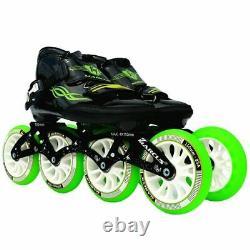 Worth! Carbon Fiber Fiberglass Speed Inline Skates White Kid's Adult