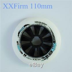 XXFirm 110mm XFirm 100mm Firm 90mm Inline Speed Skates Wheel for Indoor Track